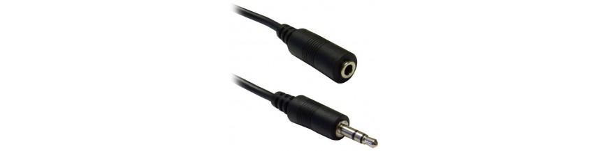 Categoría destinada a contener todo tiempo de cables conexión tipo jack 3,5mm y 6,5mm audio profesional