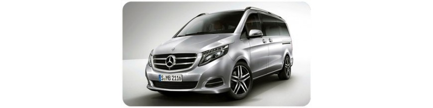 New Minivan Mercedes-Benz W640