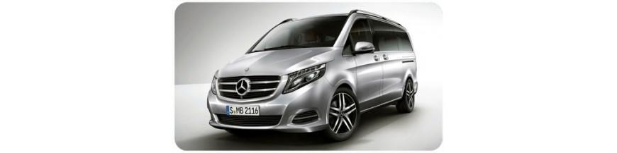 New Minivan Mercedes-Benz W640