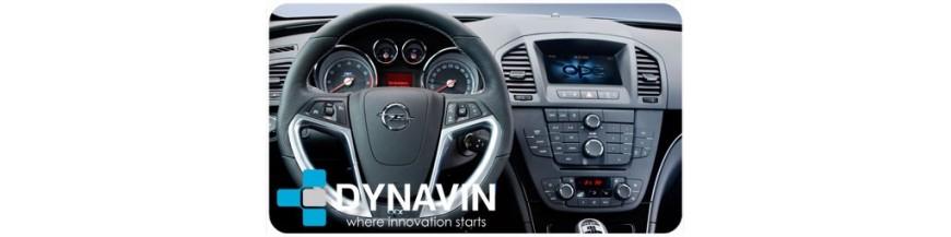 Radio para Opel Insignia ✔ 1 Generación 2008 - 2014 ⌛ DYNAVIN