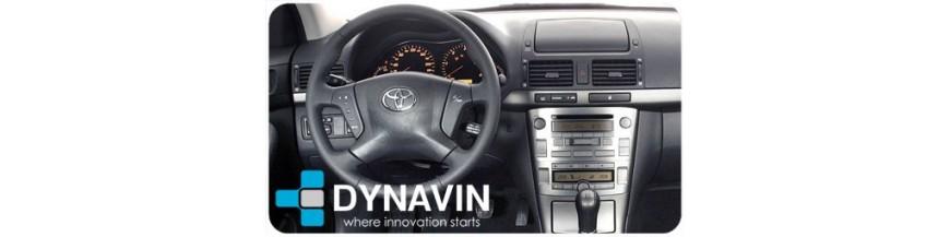 Toyota Avensis T25 Multimedia Radios | Cámaras | Sensores ✅