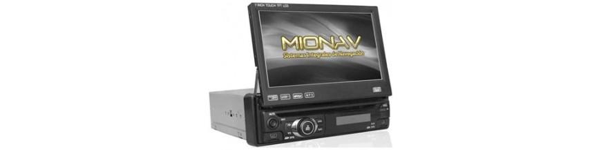 Radios 1DIN ✅ 2DIN Pantalla Táctil para coche. Compra autorradios Online