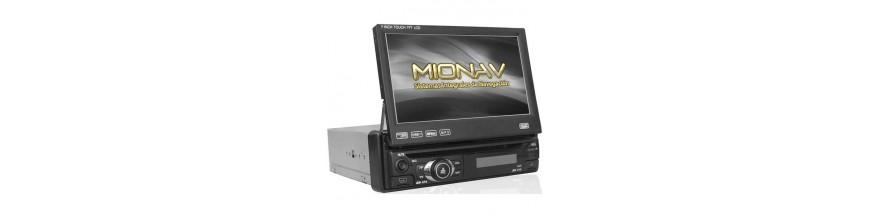 Accesorios Multimedia 1DIN 2DIN para Radio de coche.