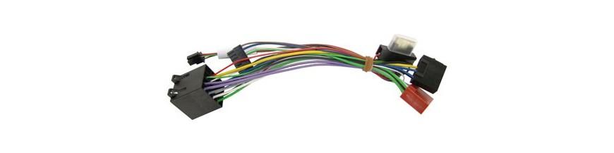Cable y Conectores ISO para Alfa Romeo ✔ Parrot para Alfa Romeo