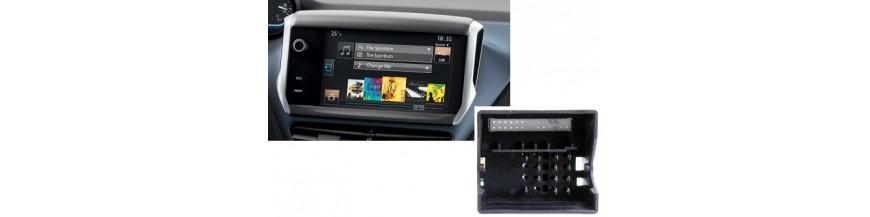 ▷ Pantallas Multimedia para PEUGEOT SMEG | CarPlay | Cámaras | Interfaces en DYNAVIN España