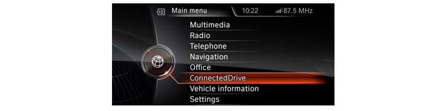 ▷ BMW NBT Pantallas Multimedia | CarPlay | Cámaras | Interfaces en DYNAVIN España