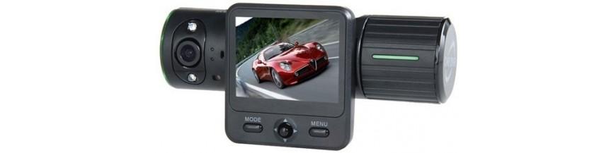 Cámaras de Grabación para Coche - Cámaras Vídeo en directo para vehículo. DVR Cámara