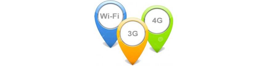 Wifi, 3G, 4G...