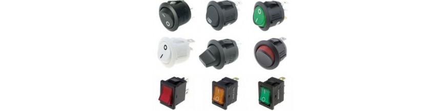 Botones y pulsadores
