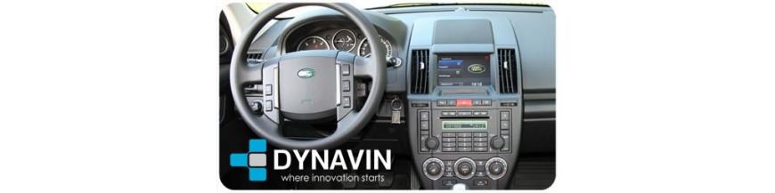 Radios Multimedia Freelander 2 - Instalaciones DYNAVIN