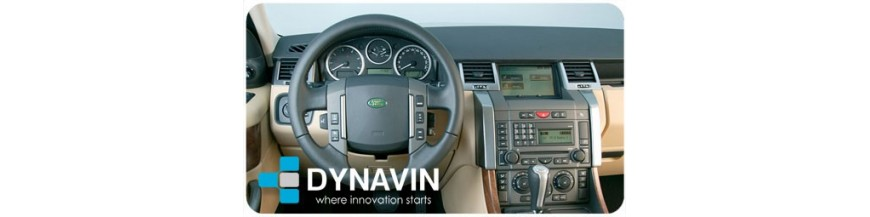 Radio en Range Rover L230 - Instalación