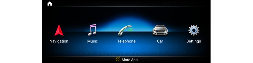Radios Android NVX-80