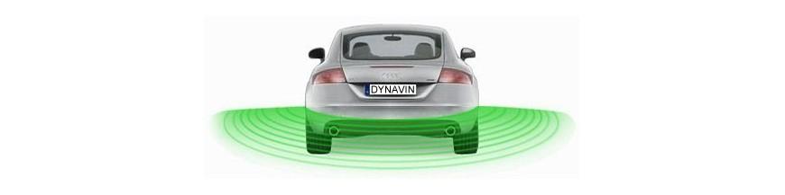 Cámaras y Sensores de parking | Cámara Trasera ✅ Frontal HD coche DYNAVIN
