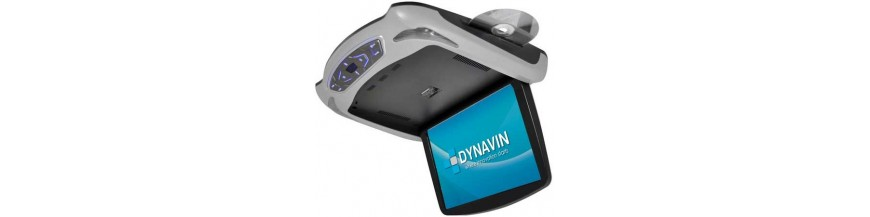 Pantallas de Techo Dynavin - Multimedia HD en tu coche