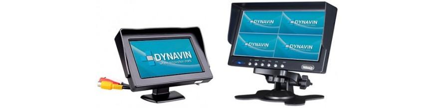 Monitores para Coches de alta Calidad DYNAVIN