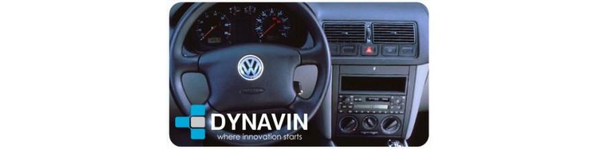 Autoradio 2din car dvd gps hd bluetooth usb sd manos libres volkswagen golf MK4 Type 1J (1997-2004)