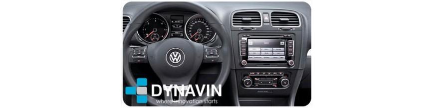 Autoradio 2din car dvd gps hd bluetooth usb sd manos libres volkswagen golf 6 MK6 Type 5K (2008-2013)