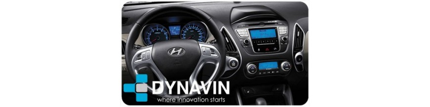 【 Pantallas Hyundai ix35 2009 a 2015 | Cámara |Sensores | CarPlay 】