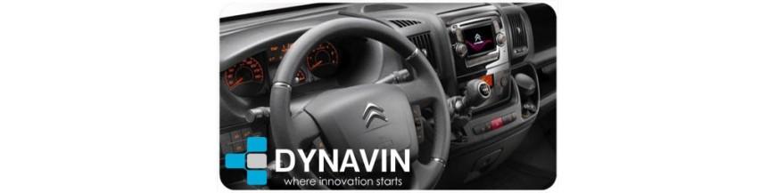 Autoradio 2din car dvd gps hd bluetooth usb sd manos libres Citröen Jumper 2006, 2007, 2008, 2009, 2010, 2011, 2012