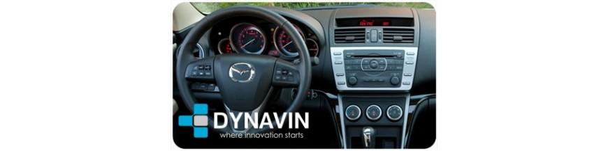 Mazda 6 de segunda generación GH del 2007, 2008, 2009, 2010, 2011, 2012
