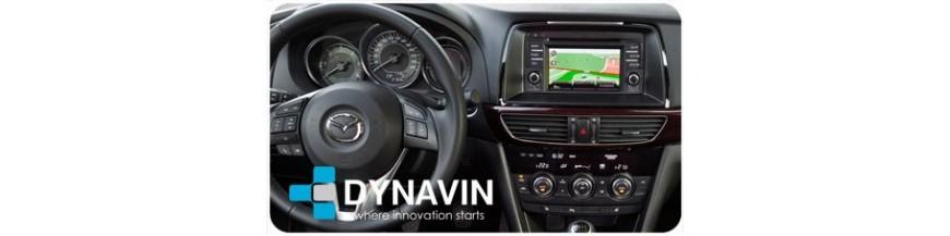 Mazda 6 de tercera generacion gj 2012, 2013, 2015, 2015