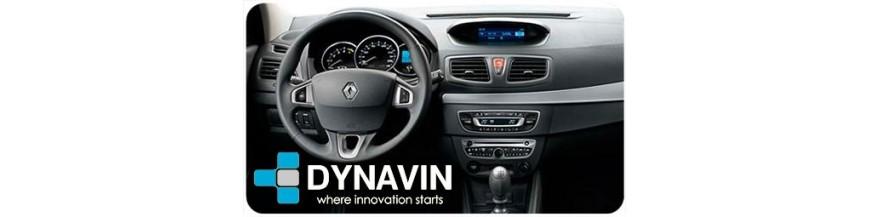 Pantallas para Renault Megane III ✅ Radios Multimedia ✅ Cámaras de Parking ◁